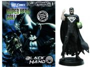 Eaglemoss DC Comics Super Hero Blackest Night Figurine Collection #1 Black Hand